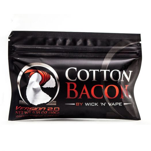 Вата для Vape Cotton Bacon