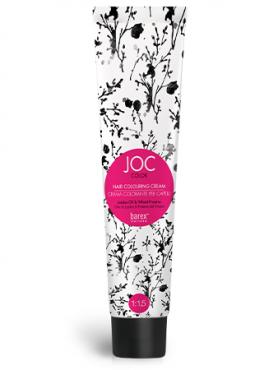 Barex JOC COLOR крем - краска для волос 1.0 черный натуральный (новый дизайн)