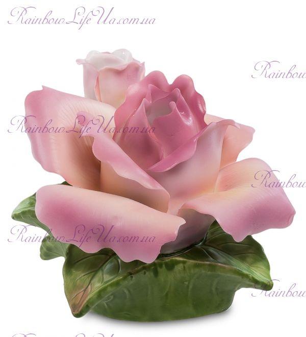 """Арома - светильник роза """"Pavone"""""""