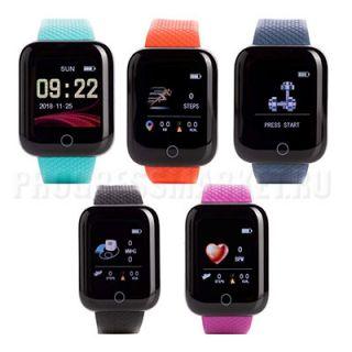 Спортивные часы Wellton Blitz Watch с измерением давления и пульса
