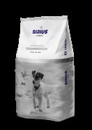Sirius Platinum Корм для взрослых собак малых пород Индейка с овощами, 8 кг