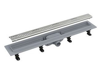 Душевой лоток AlcaPlast APZ8-Simple 550 с решеткой и опорами