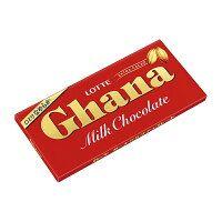 Молочный шоколад Ghana Milk