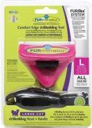 FURminator FURflex L Комбо против линьки, для кошек крупных пород