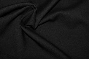 """Костюмная ткань """"Барби"""" VT-10288/C#1 черный"""