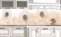 Фартук для кухни - Невесомые  | интерьерные наклейки