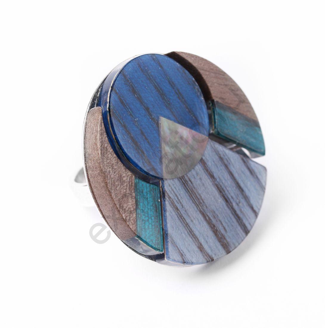 Кольцо Nature Bijoux 19-22993. Коллекция Khatam Silver