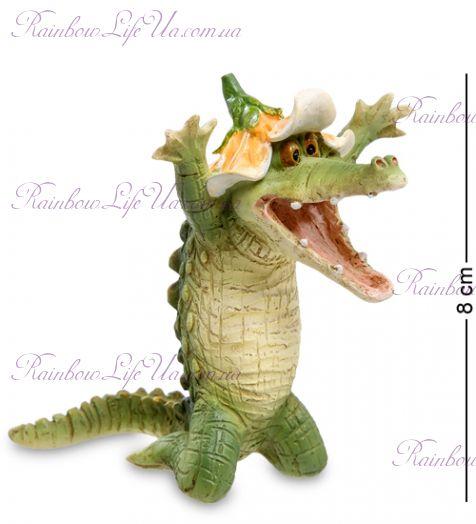 "Фигурка крокодил болдею ""ED"""