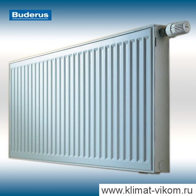 Buderus K-Profil 11/500/2000