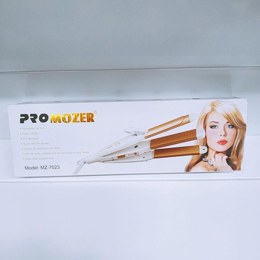 2 в 1 Гофре и утюжок/выпрямитель  Pro Mozer MZ 7023