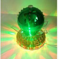 LED-светильник Лотос с шаром, 14 см (2)