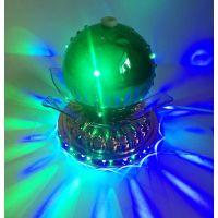 LED-светильник Лотос с шаром, 14 см (3)