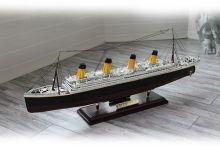 Сборная модель корабля Титаник 1:700