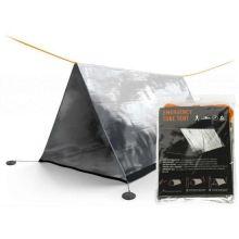 Аварийный тент-труба светоотражающий Emergency Tube Tent, 240x150x90 см