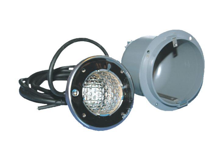 Прожектор Emaux LEDS-100PN с LED-элементами (2Вт/12В) плитка
