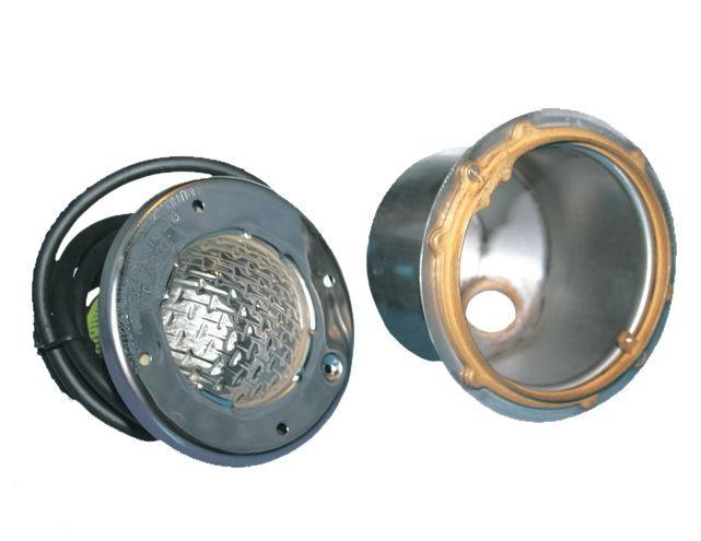 Прожектор Emaux LEDS-100SN с LED-элементами (2Вт/12В) плитка