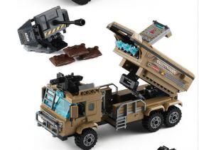 Конструктор Ракетная установка ПВО Lego реплика 409 деталей