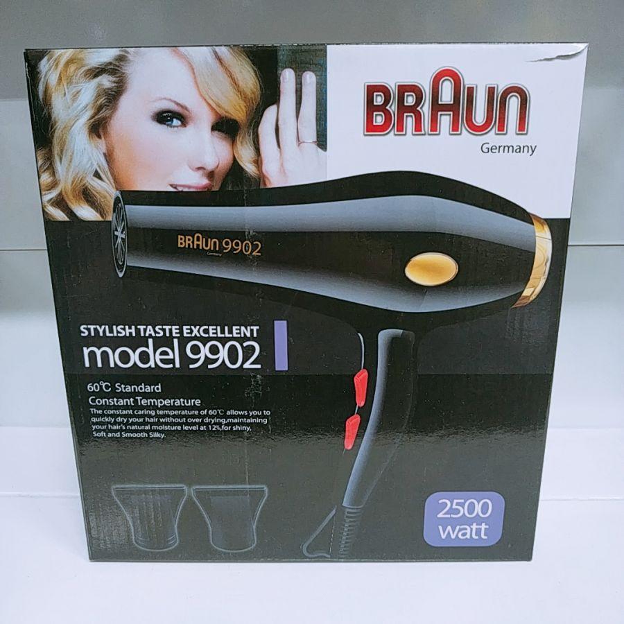 Фен профессиональный Braun 9902