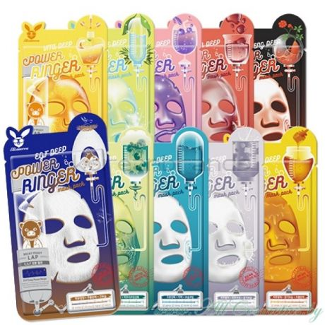 Elizavecca Milky Piggy TEA TREE DEEP POWER RINGER MASK PACK