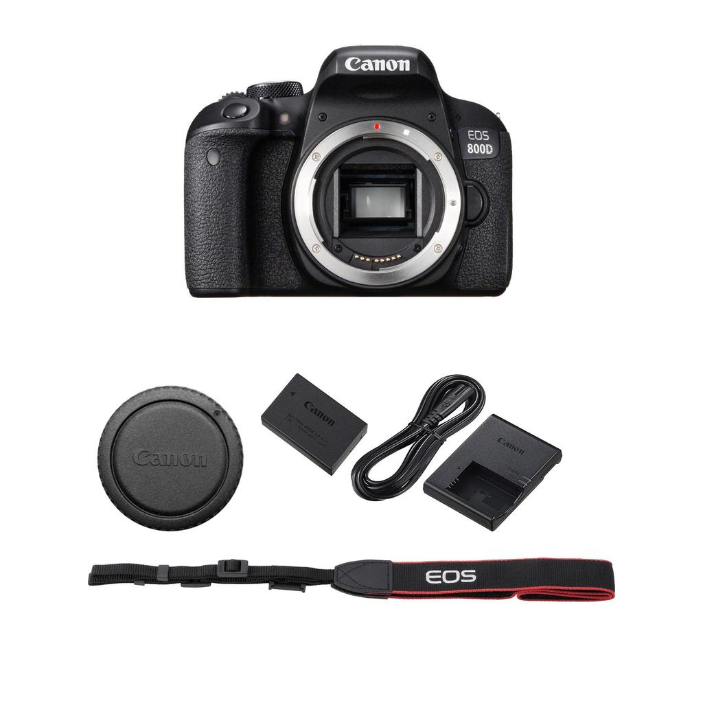 Canon EOS 800D Kit 18-55 lll