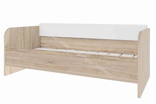 """Кровать """"Венето"""" с декоративной накладкой"""