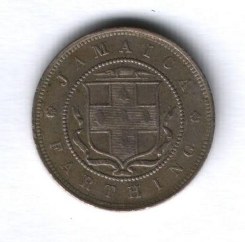1 фартиг 1899 года Ямайка, XF