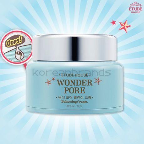 Etude House Wonder Pore Balancing Cream, 50 ml