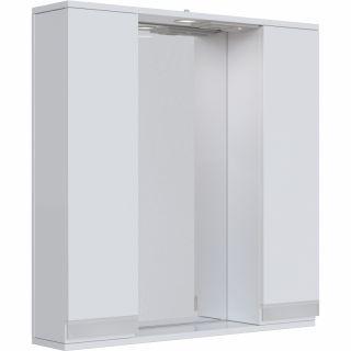 Зеркальный шкаф Sanstar Вита 80 с подсветкой