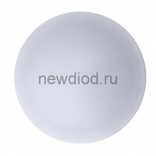 Светильник сд СПБ-РОНДО 36Вт 230В 4000К 2880лм 380мм белый IN HOME