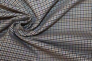 Костюмная ткань VT-10253/D19/black/white