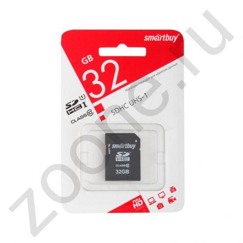 32GB SDHC UHS-I Class10 SMARTBUY