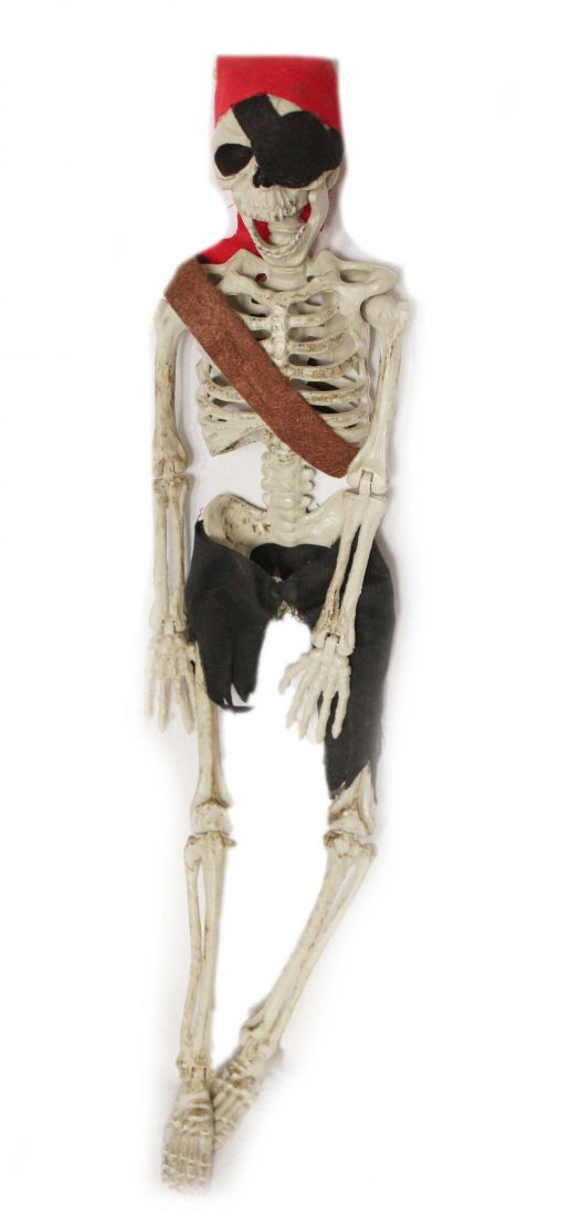 Фигурка Скелет Пирата без глаза