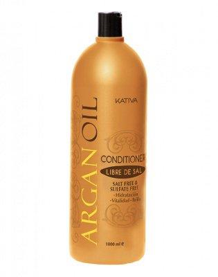 Увлажняющий кондиционер для волос с маслом Арганы ARGAN OIL Kativa, 250 мл.