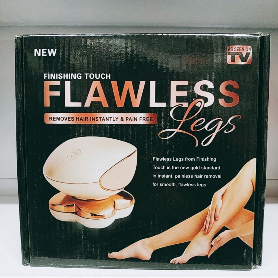 Электробритва аккумуляторная для ног Flawless legs