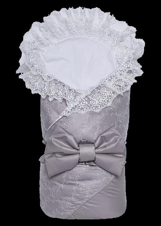 Одеяло на выписку для новорожденных МОНРЕАЛЬ