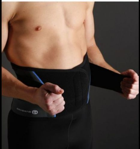 Спортивный бандаж поясничный жесткий Rehband 7732