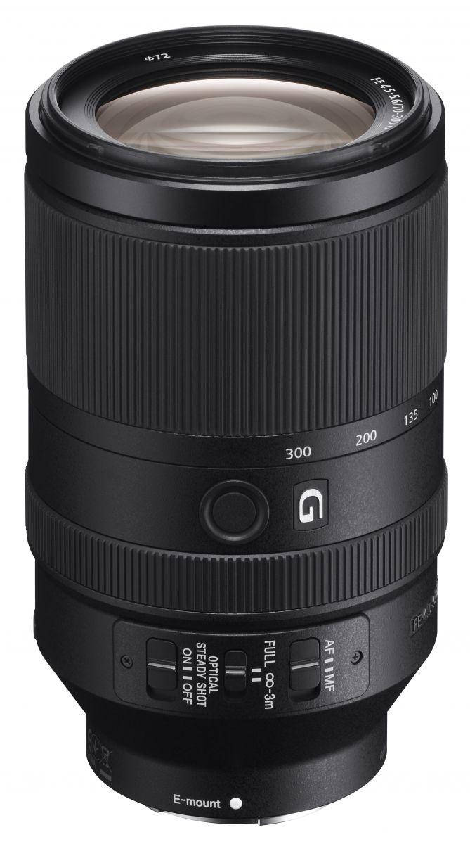 Объектив Sony SEL70-300G f/4.5-5.6G OS