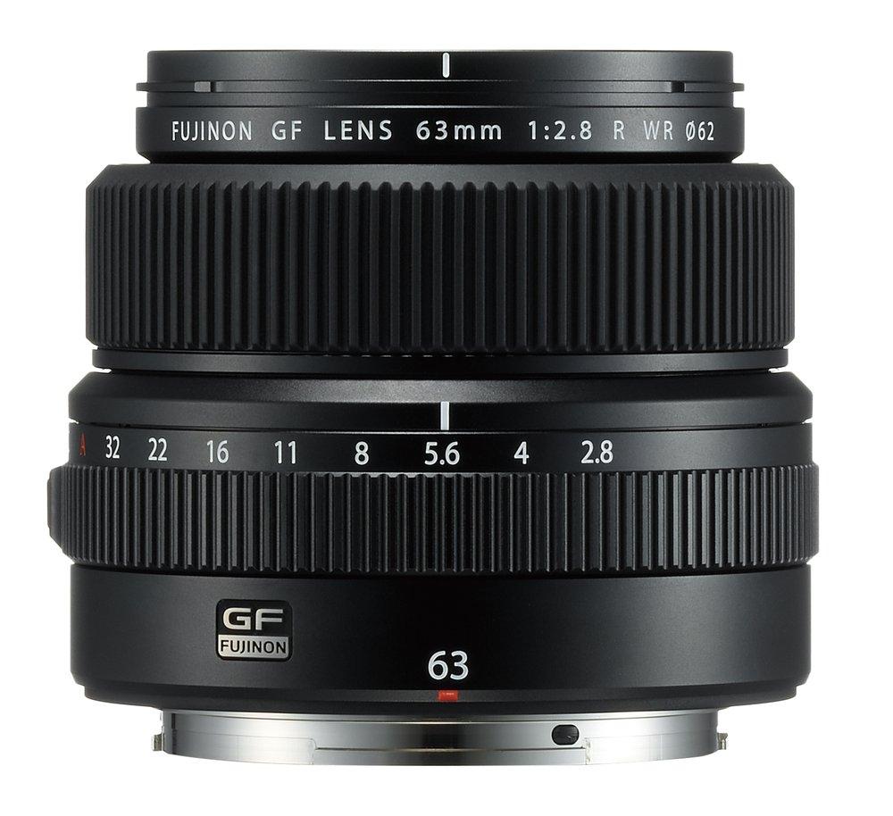 Объектив Fujifilm GF 63mm f/2.8 R