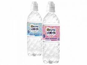 Вода пит. Фрутоняня 0,33л