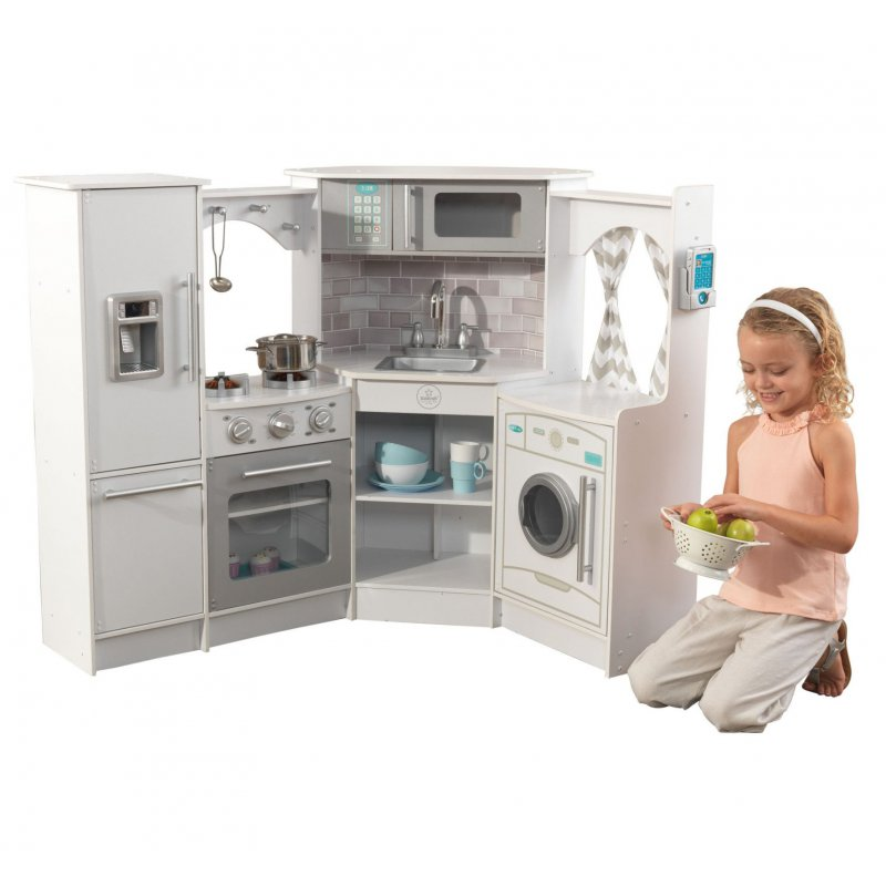 Детская кухня Kidkraft Ultimate Corner 53386