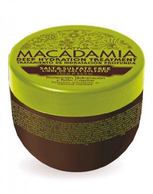 Маска для нормальных и поврежденных волос MACADAMIA Kativa, 500 гр.