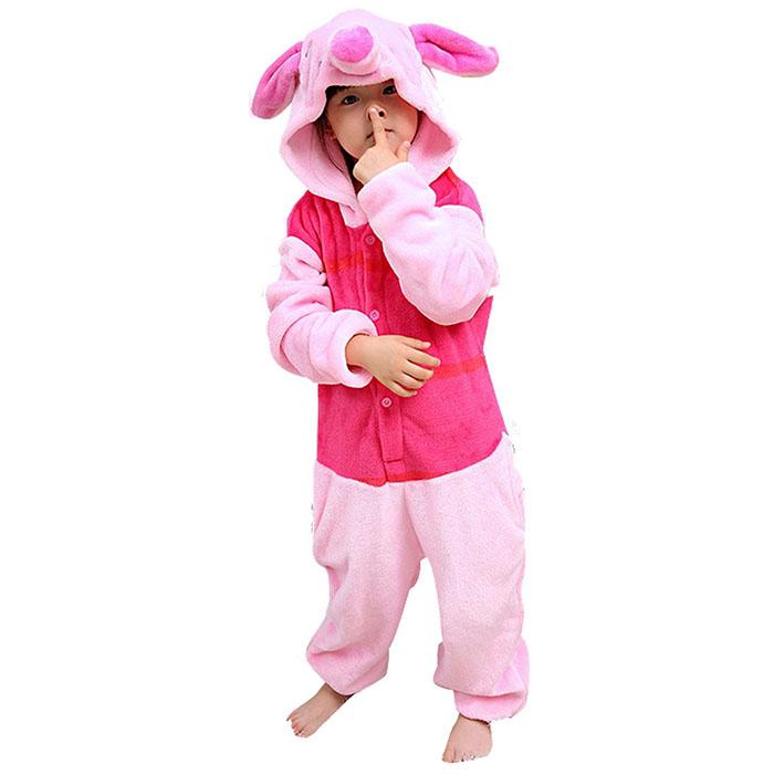 Детская Пижама Кигуруми Пятачок