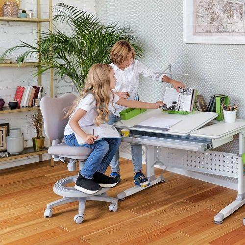 Детское растущее кресло для школьника Rifforma-21