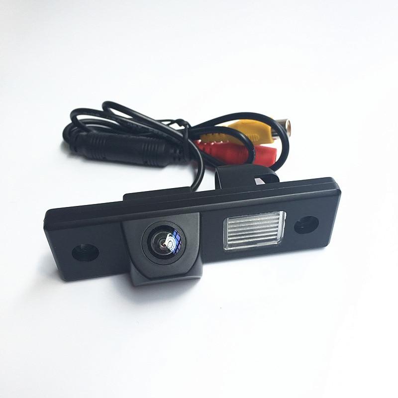 Камера заднего вида Опель Сигнум