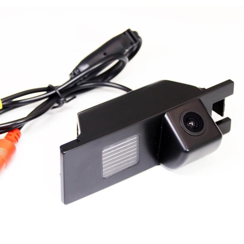 Камера заднего вида Опель Вектра С