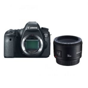 Canon EOS 6D Kit 50mm f/1.8