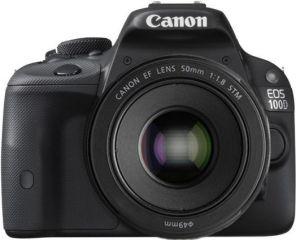 Canon EOS 100D Kit 50 f/1.8