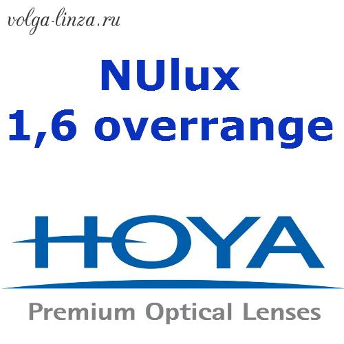 HOYA Nulux 1,6 overrange