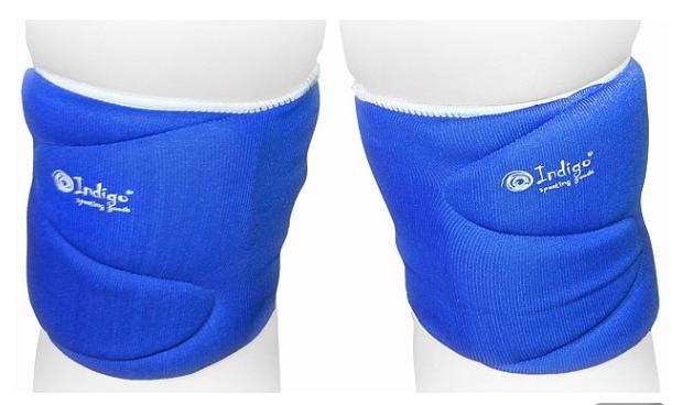 Наколенник волейбольный INDIGO 208-TSE синий