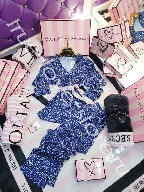 1-701-1- M-L - пижамка двойка Victoria's Secret
